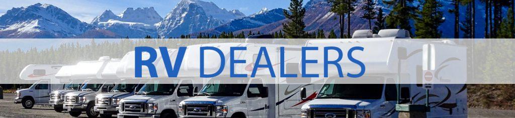 Dealer Page Header