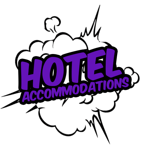 Hotel Accomocations Button- POW