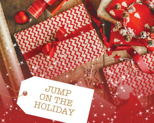 Jump on the Holidays