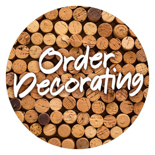 Order Decorating