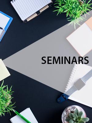 Seminars Button